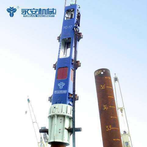 YC-15 液压打桩锤-永安工程机械有限公司