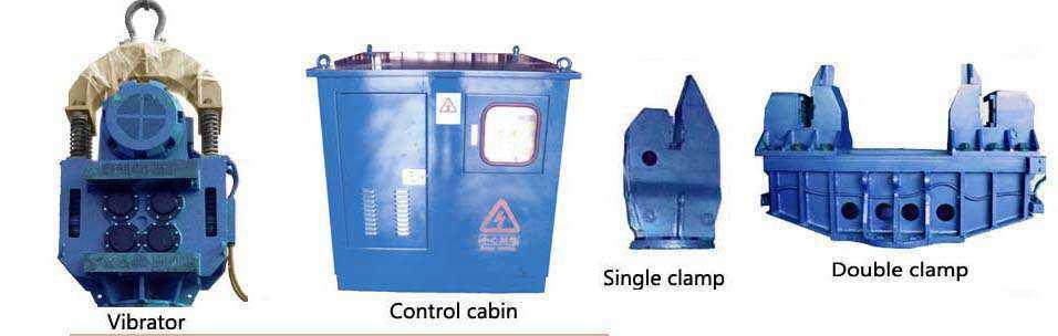 DZJ-180 电动振动锤-永安工程机械有限公司