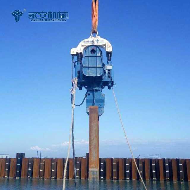 DZ-60 电动振动锤-永安工程机械有限公司