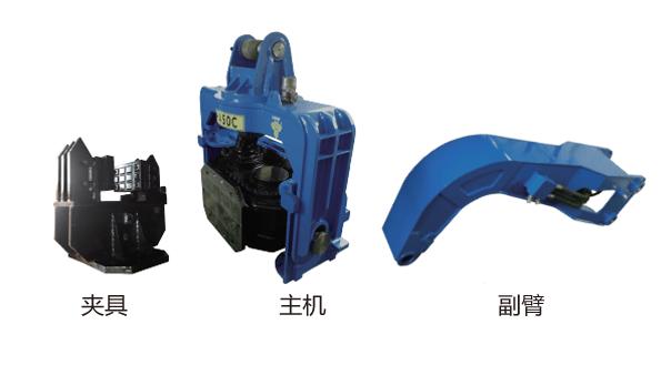 V-250 挖机打桩锤-永安工程机械有限公司