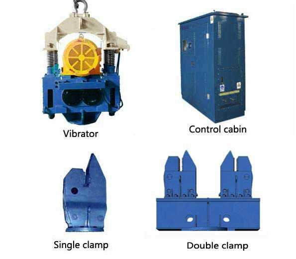 DZJ-90 电动振动锤-永安工程机械有限公司