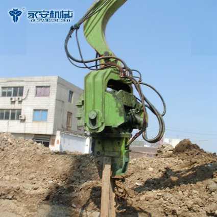 V-150 挖机打桩锤-永安工程机械有限公司